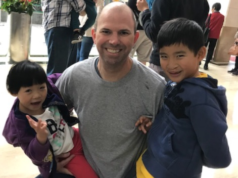 AWAA Family in China: Bearden Family