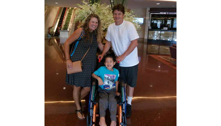 Welcome Home, AWAA China Family!