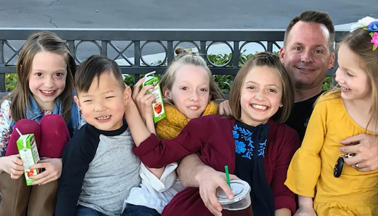 Beautiful Adoptions:  The Mitchell Family  - Home 2 Years!