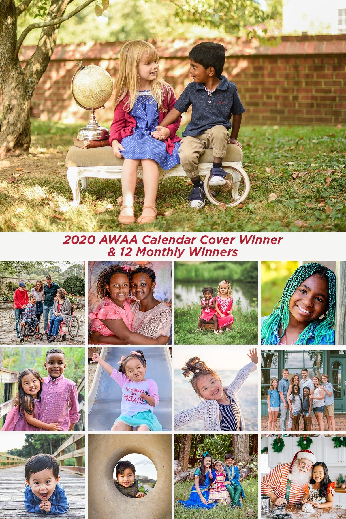 adoption calendar 2020