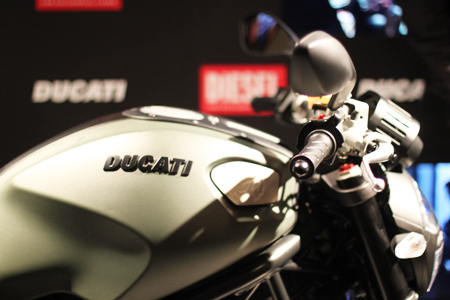DIESEL×DUCATI PARTY