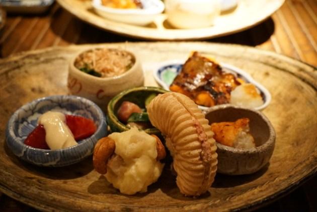 渋谷  食幹 「楽しい和食」がコンセプト