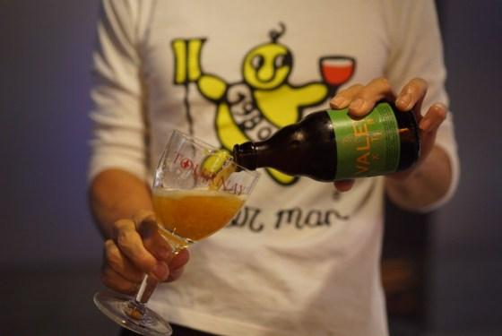 秋葉原 UDXにできたベルギービール専門店「ウルビアマン」
