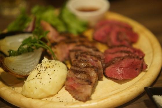 松戸 肉バル ガブッチョ でオシャレに肉女子会