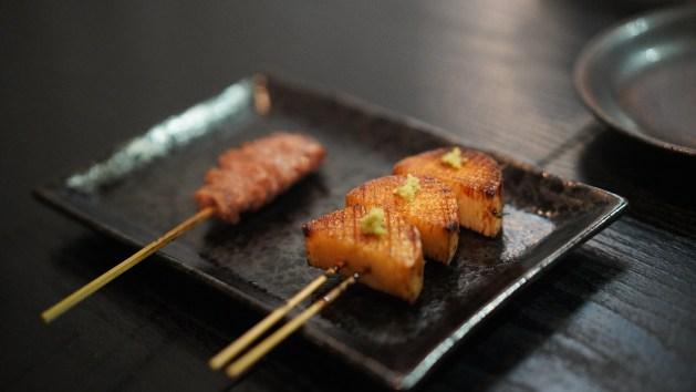 渋谷 焼き鳥から小鉢まで丁寧で美味しい、鳥源氏