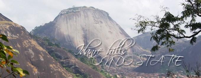 Oke Idanre - The Hills of Idanre