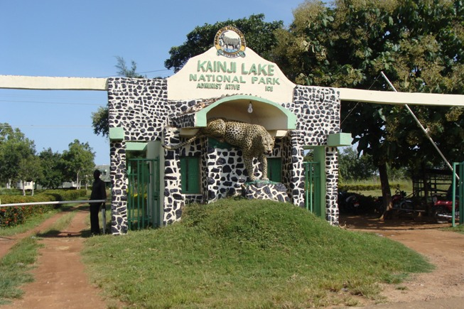 Kainji Lake national park