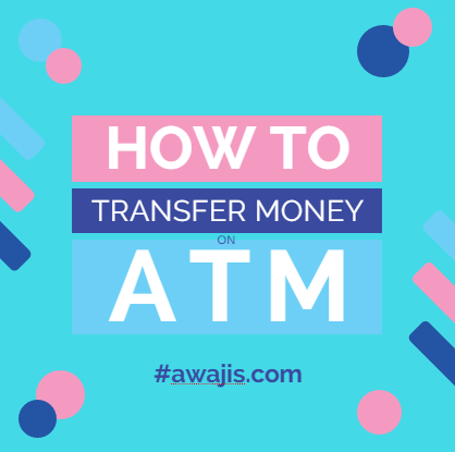 transferring money via atm