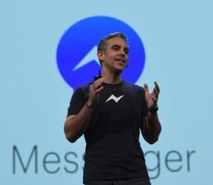 The Facebook Messenger App 2017