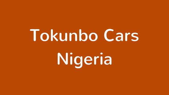 tokumbo cars nigeria