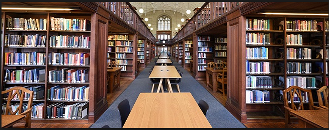 list of libraries in nigeria