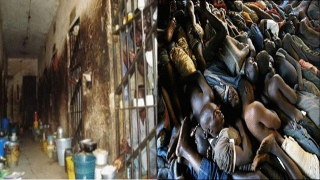 Poor Conditions of Nigerian Prisons