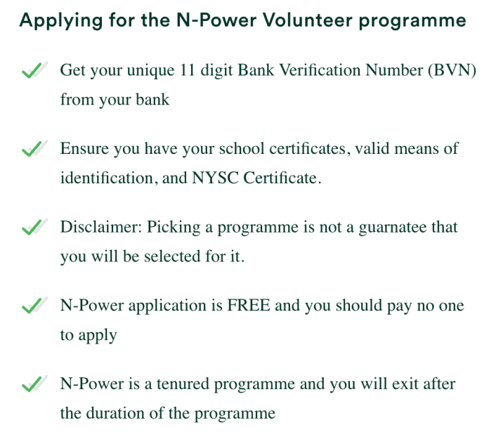 npower volunteer