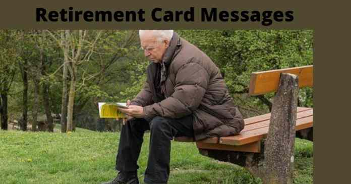 Retirement Card Messages_