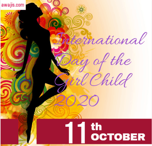 International Day of the Girl Child Quotes