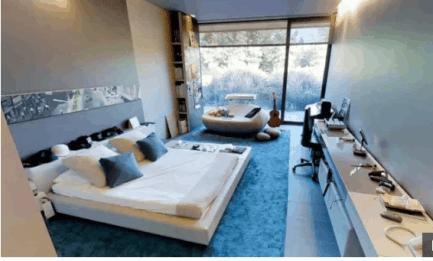 Eden Hazard House in Madrid