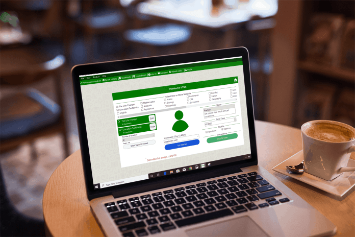 jamb cbt software 2021 with Life changer