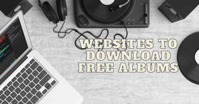 Download free albums