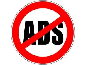 Ads blocking softwares