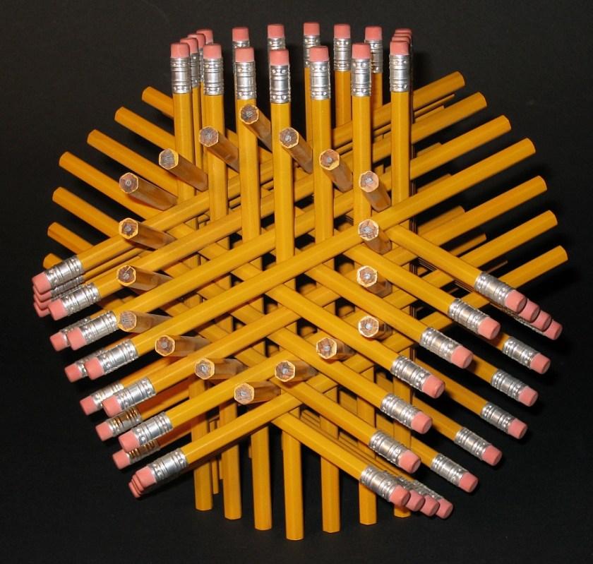 how many pencils