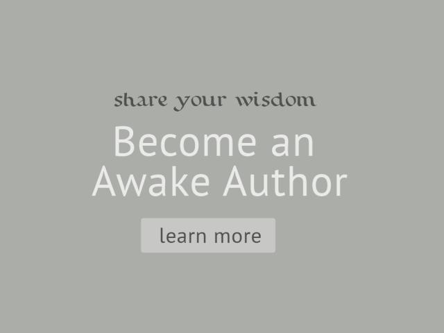 become an awake author