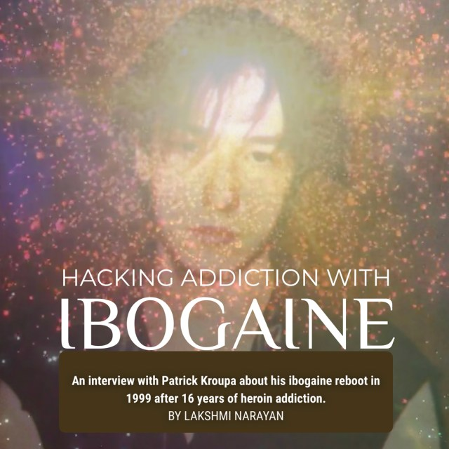 hacking addiction with ibogaine