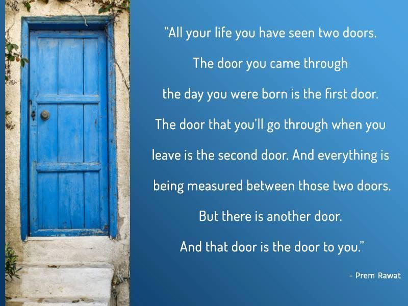 Door to You