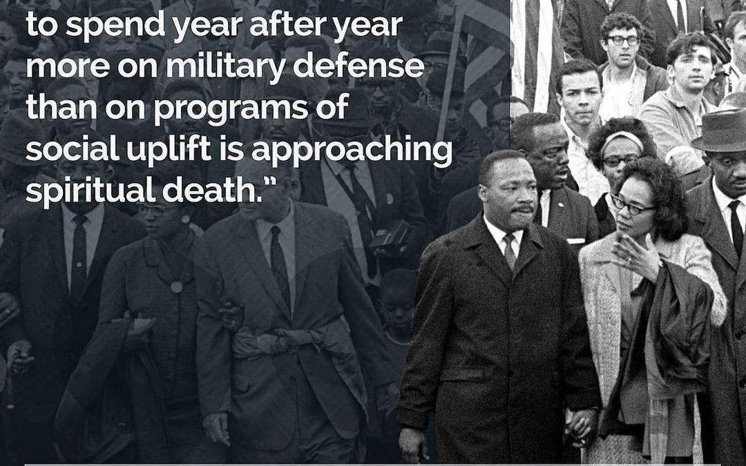 MLK & VIETNAM WAR
