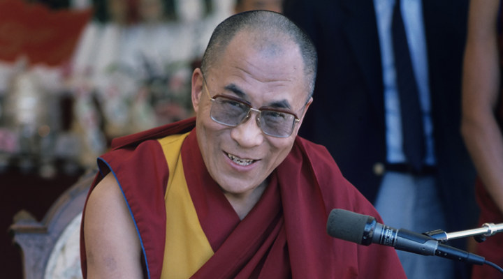 The Dalai Lama on How to Focus Your Mind