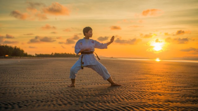 how hard is karate to learn?