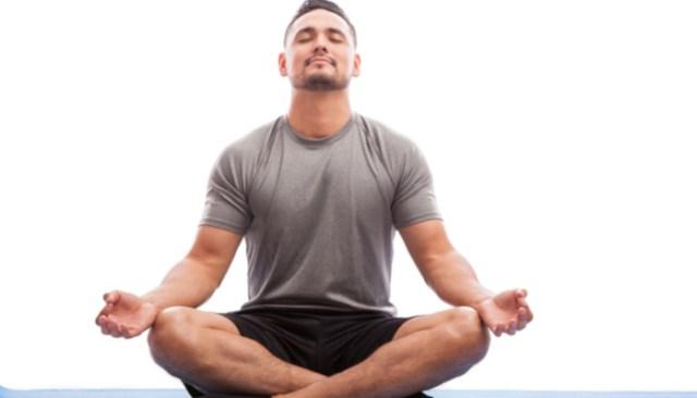 recovering man meditation for men in london