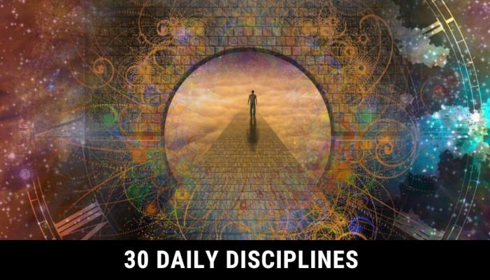 The 30-Day Awakened Man Challenge