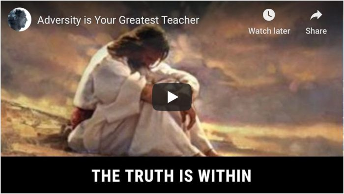Watch: Adversity is Your Greatest Teacher
