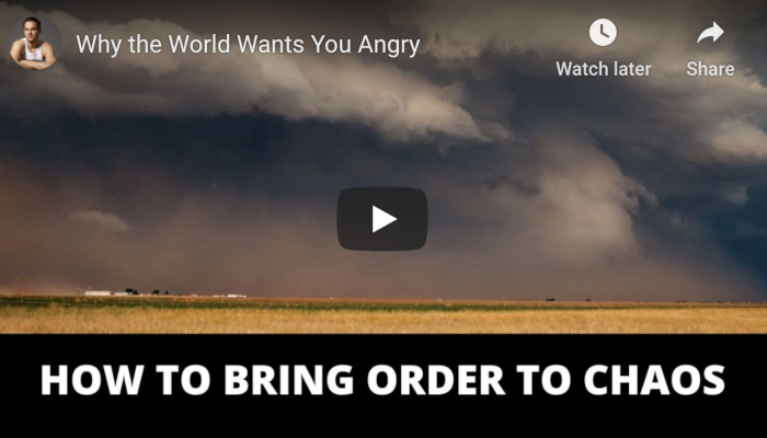 Watch: Why Media & Big Business Wants You Angry
