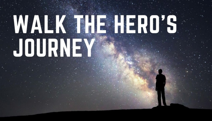 Watch: The Hero's Journey – How to Transform Your Life