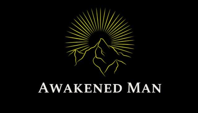 This image has an empty alt attribute; its file name is awakenedman-logo-rectangular.jpg
