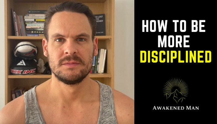 Watch: How to be More Disciplined