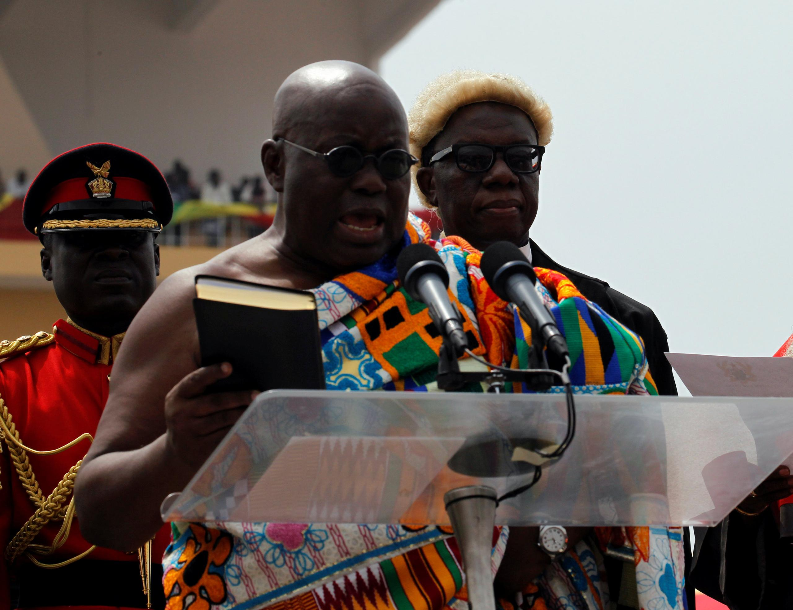 Full Text: President Akufo-Addo's Speech at the 61st Independence Anniversary