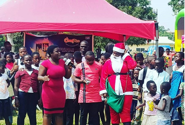 Actress Maame Serwaa To Hold Christmas Party For Kids On Dec. 30