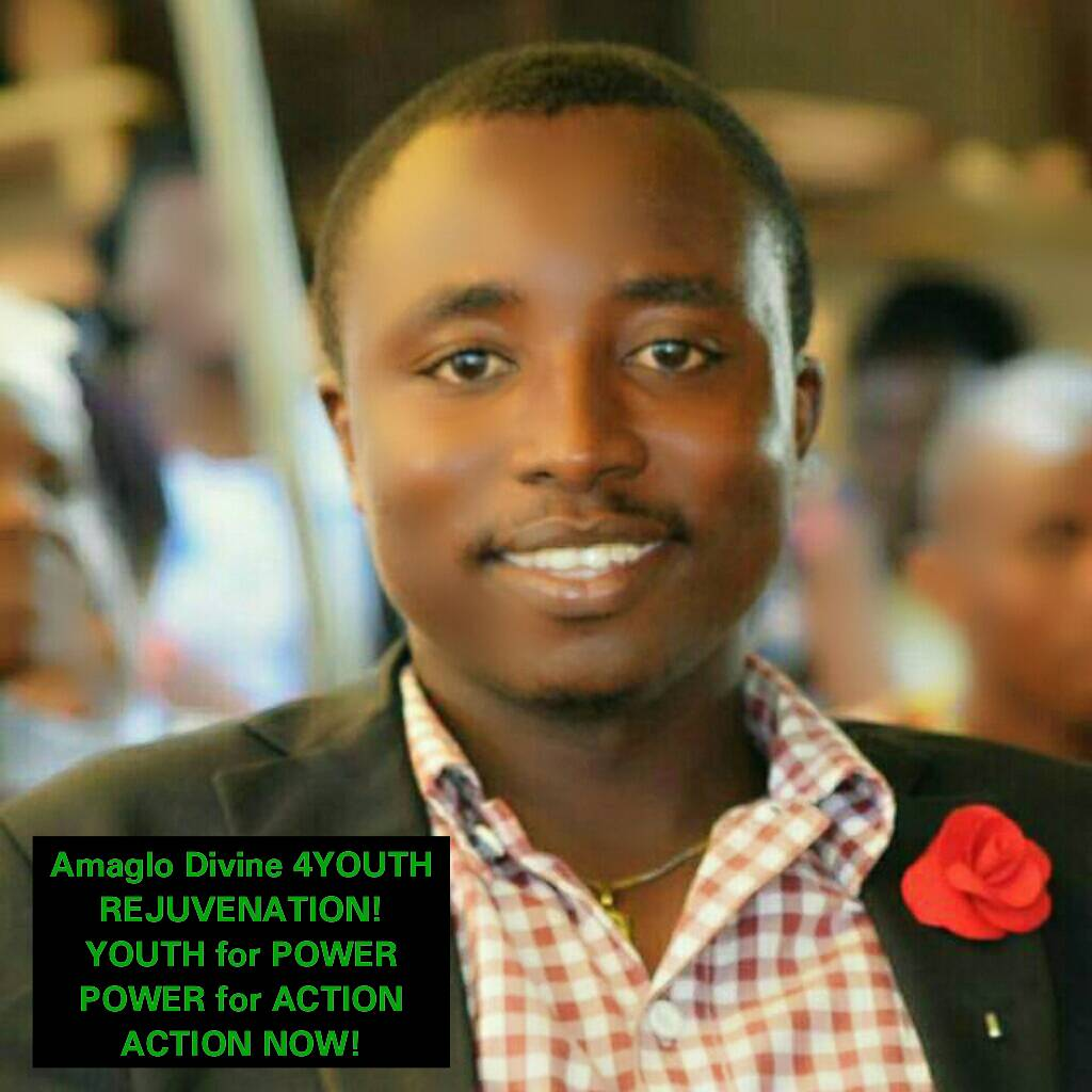 Divine Amaglo's Seasonal Greetings To The Youth of Central Tongu Constituency