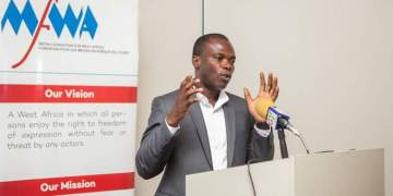Mr. Sulemana Braimah, Executive Director, MFWA