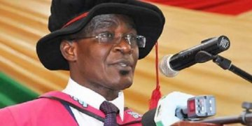 KNUST Vice Chancellor, Prof. Kwasi Obiri Danso