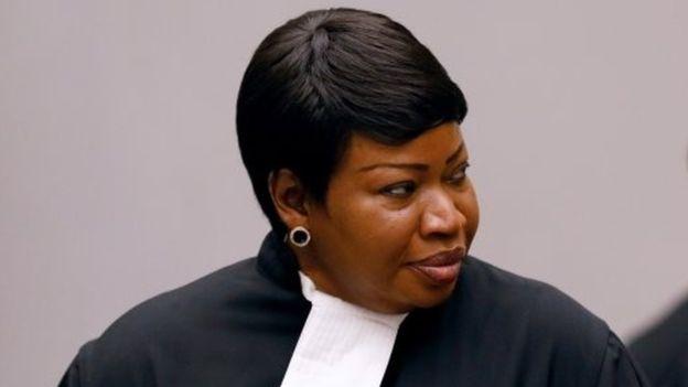 US revokes visa of International Criminal Court prosecutor