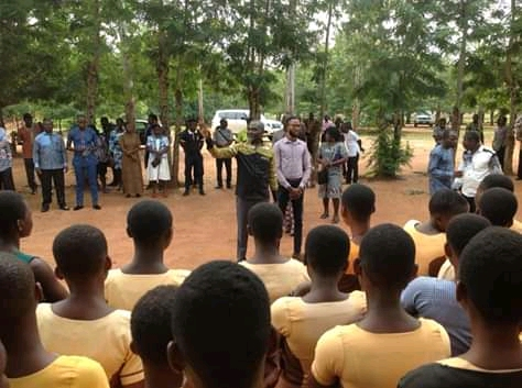 DCE offers BECE candidates free meal