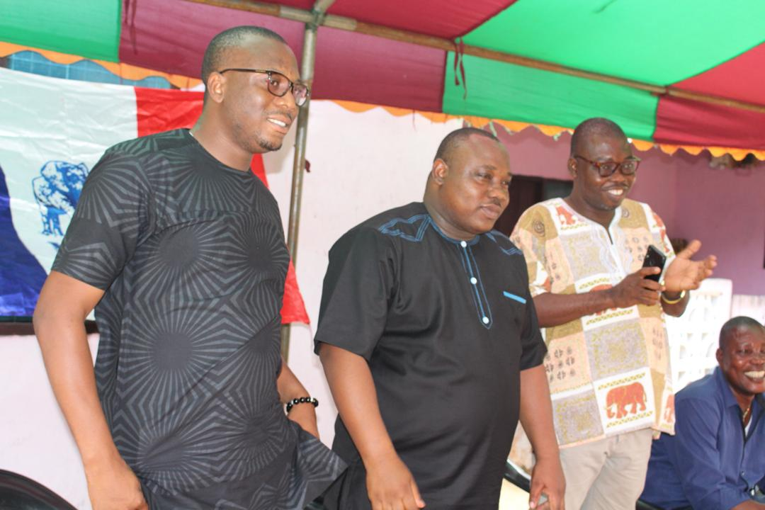 Keta MCE Completes Tour of the Municipality, After 100 Days in Office