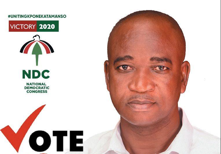 Joe T confident of wining Kpone Katamanso NDC primaries