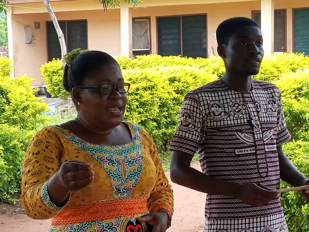 V/R: Alavanyo Queenmother, Prof. Joel to educate fisherfolks on child trafficking
