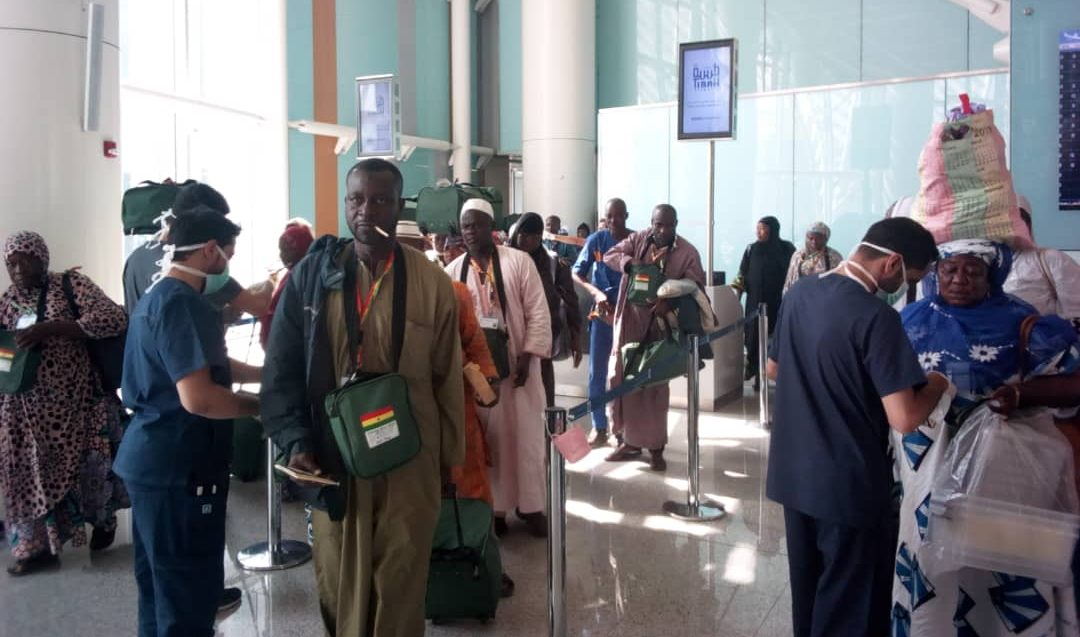 Second, Third Batch Of Accra Pilgrims Lauds Hajj Board