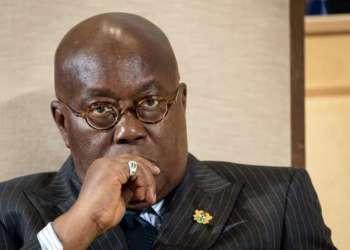 worried Akufo-Addo