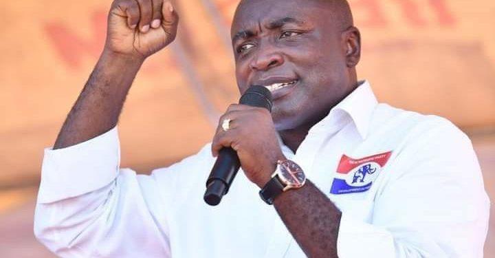 Kwabena Agyepong